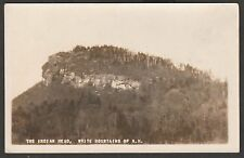 KAPPYSSTAMPS 5749 POST CARD CIRCA 1910 INDIAN HEAD MT FRANCONIA NH RPPC