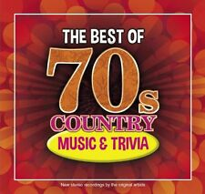 B.O. 70s Country Music & Trivia (CD Used Very Good)