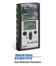 Industrial Scientific GasBadge Pro O2 Gas Monitor/Gas Detector- Refurbished, CPO