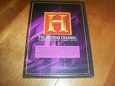 IN SEARCH OF HISTORY Channel THE FIRST AMERICANS Paleo-Indians Prehistoric DVD