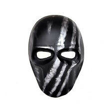 PC Lens Eye Mask Paintball Airsoft Full Face Protection Skull Mask Prop M07833