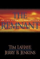 The Remnant : On the Brink of Armageddon Tim LaHaye & Jerry Jenkins HARDCOVER