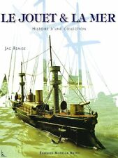 Le jouet et la mer : Toys and sea, French book