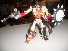Hasbro Transformers Generations Custom Junkion w extra weapons, comes as shown 2