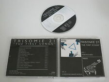 TRISOMIE 21/THE FIRST SONGS/VOL I/VOLII(LD RECORDS LD88/5 CD) CD ALBUM