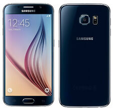 "NEW Samsung Galaxy S6 SM-G920F (FACTORY UNLOCKED) 5.1"" QHD, 32GB, 3GB RAM"