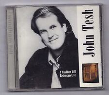 A Windham Hill Retrospective by John Tesh (CD, Oct-1997, Windham Hill Records)