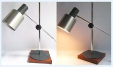 Mid Century German Adjustable Table lamp Desk Lamp Light retro Kaiser Era Danish
