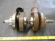1961 - 1968 Honda CB77E Super Hawk 305 AHRMA Vintage Crank Shaft Crankshaft