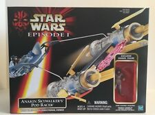 STAR WARS EP1 ANAKIN SKYWALKER POD RACER W/FIGURE (#84097) [558747.0200]1998 NEW