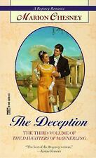 Chesney, Marion .. The Deception (Daughters of Mannerling, Book 3)