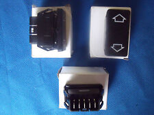 PEUGEOT 205 309 505 GTI electric window switch-Nuovo-mi16 XS Dimmerabile -