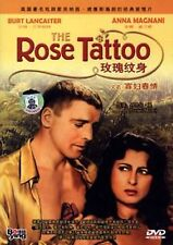 The Rose Tattoo - Region 2 Compatible DVD (UK seller!!!)  Anna NEW