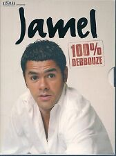 2 DVD ZONE 2 SPECTACLE--JAMEL DEBBOUZE--100% DEBOUZE / ZENITH DE PARIS