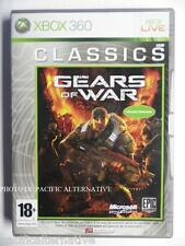 OCCASION jeu GEARS OF WAR 1 classics sur xbox 360 game en francais action spiel