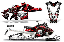SIKSPAK Sled Wrap Polaris Axys SKS Snowmobile Graphics Sticker Kit 2015+ REBIRTH