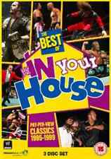WWE: The Best of in Your House DVD NEW