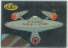STAR TREK ANIMATED ADVENTURES PROMOTIONAL CARD P1