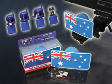 Australia Flag TOW BALL TOPS Tow Ball Cover (Factory 2nds 75% Off RRP)