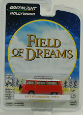 Movie Field of Dreams 1973 Volkswagen Bus Type 2 1:64 Greenlight