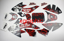 3M Decals Emblems Stickers Graphics For SSR Thumpstar Honda CRF 50 CRF50 Bike 4