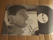 PUBLIC HUMILIATION - IT ALL STARTED WHEN I WAS FIVE - LP - GOO-5 - USA 1989