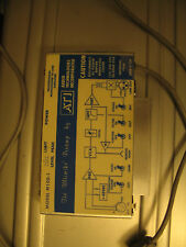 """ATI M100-1 Ultimike Preamp for """"Microphone"""" with Limiter, Low Cut, Phase reverse"""