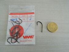 3 bustine di 10 ami ciascuna VMC serie 9284/B n.1 MF A111