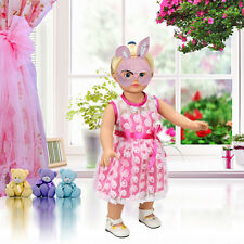 Fashion Doll Dress Clothes for 18 inch American Girl Doll Baby Kids Toys Gift