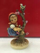 """Goebel Hummel Figur HUM 141 / I """"Frühling"""" TM5 """"Apple Tree Girl"""" *NEU*"""