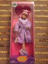 Only Hearts Club Olivia Hope doll in bath robe outfit cute slippers New in box