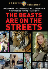 The Beasts Are On the Streets DVD (1976) Carol Lynley Dale Robinette, Billy Bush