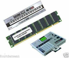 512 MB MEG RAM MEMORY UPGRADE Fantom X6 X7 X8 XA XR JUNO G MV-8000 SAMPLER CD K6