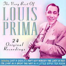 Louis Prima : The Very Best of Louis Prima CD (2003)