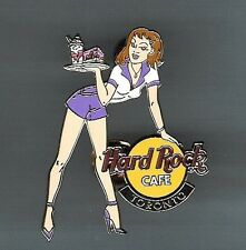 Hard Rock Cafe TORONTO Sexy Server Girl. Pin # #