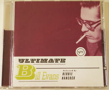 BILL EVANS / ULTIMATE BILL EVANS / ORIG 1960's RECORDINGS VERVE POLYGRAM 1998