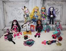 Monster High Doll Lot Accessories Clothes Ever After High Bunny Blanc