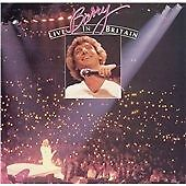 Barry Manilow.  ' LIVE IN BRITAIN '   *** VERY RARE & BRILLIANT LIVE ALBUM / CD