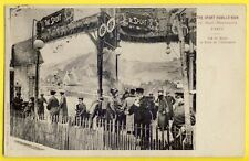 "cpa PARIS SALON de l'AUTOMOBILE 1905 STAND Magasin ""THE SPORT"" 17 Bd MONTMARTRE"
