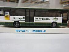 Rietze Sternquell Plauen, Sternquell des Vogtlands Setra S 315 UL OVP & Zubehör!