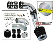 "3"" BLACK Cold Air Intake Kit + Filter For 99-05 Grand Am/Alero 3.4L V6"