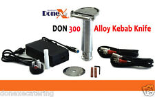 DON300 Donexe  Electric Doner Kebab Slicer Kebab Knife Alloy Kebab Knife