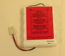 NICd 1.2AH 12.5V Medical Battery for Spacelabs Burdick 862278