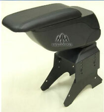 Universal Car Centre Console / Arm Rest / Hand Rest - Black Color
