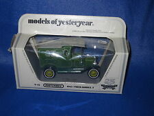 DV6520 MATCHBOX MODELS OF YESTERYEAR 1912 FORD MODEL T Y-12/45 25ans 1958-1981