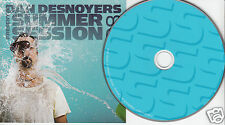 DANIEL DESNOYERS Summer Session 08 (CD 2008) Dan DJ Dance EDM Free Shipping