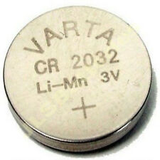 10 x Varta Lithium coin Batteries 3v CR2032  CR 2032 DL2032  (2 packs of 5)