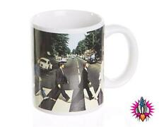 THE BEATLES ABBEY ROAD MINI MUG COFFEE ESPRESSO CUP NEW AND GIFT BOXED