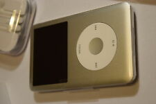 Apple iPod Classic 7th Generation Silver 160GB Latest Model USB Earpod NEW Boxed