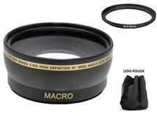 52mm Wide Angle Lens for For Samsung NX10 NX11 NX100 NX200 NX300 w/ 20-50mm Lens